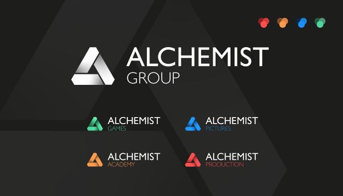 alchemist group charte graphique