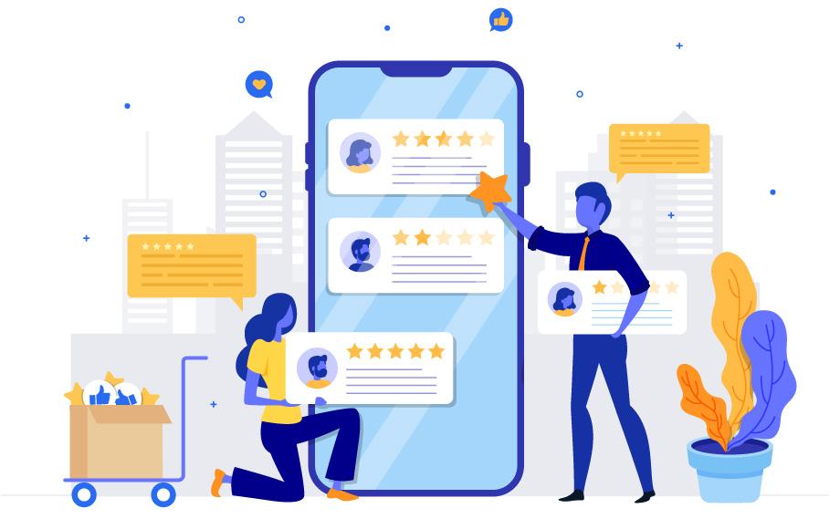Mettre en place une stratégie d'avis clients, d'avis google ou tripadvisor