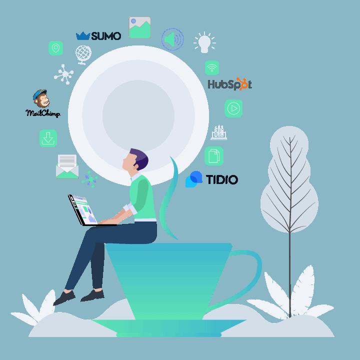 Les outils online d'inbound marketing