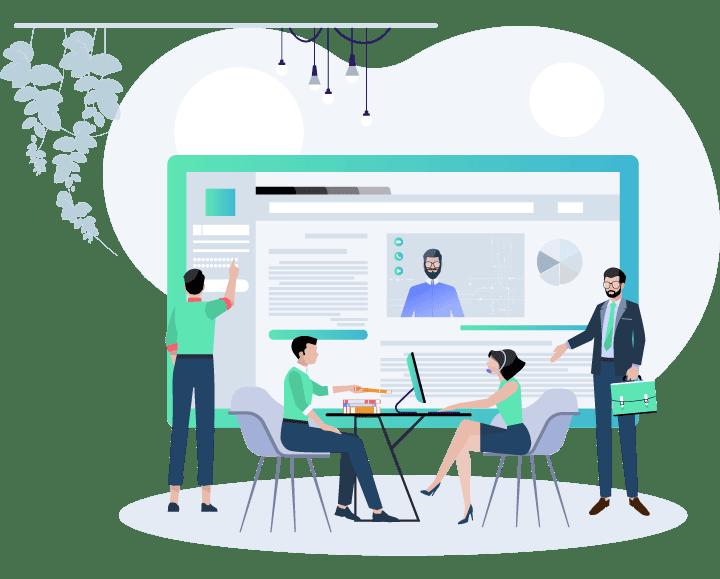 créer un site internet en équipe