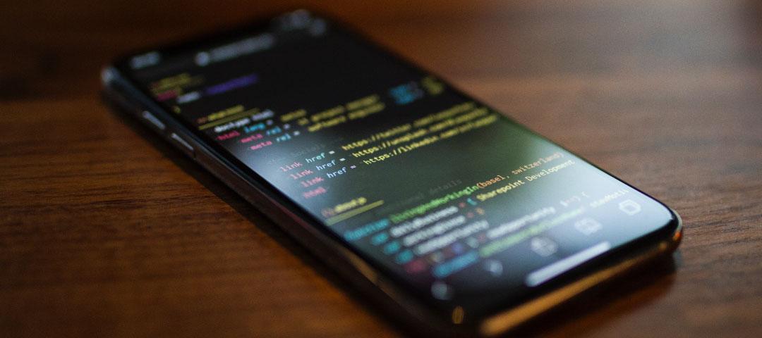 outils de programmation d'une application mobile