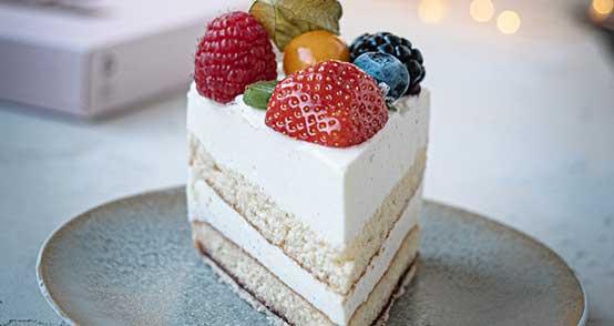 un gâteau créatif et original